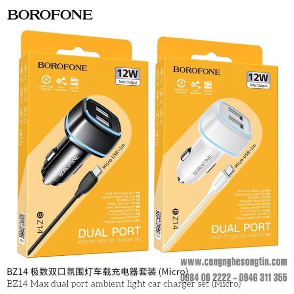 bo-coc-cap-sac-xe-hoi-borofone-bz14-cong-micro-2-cong-usb-chuan-us