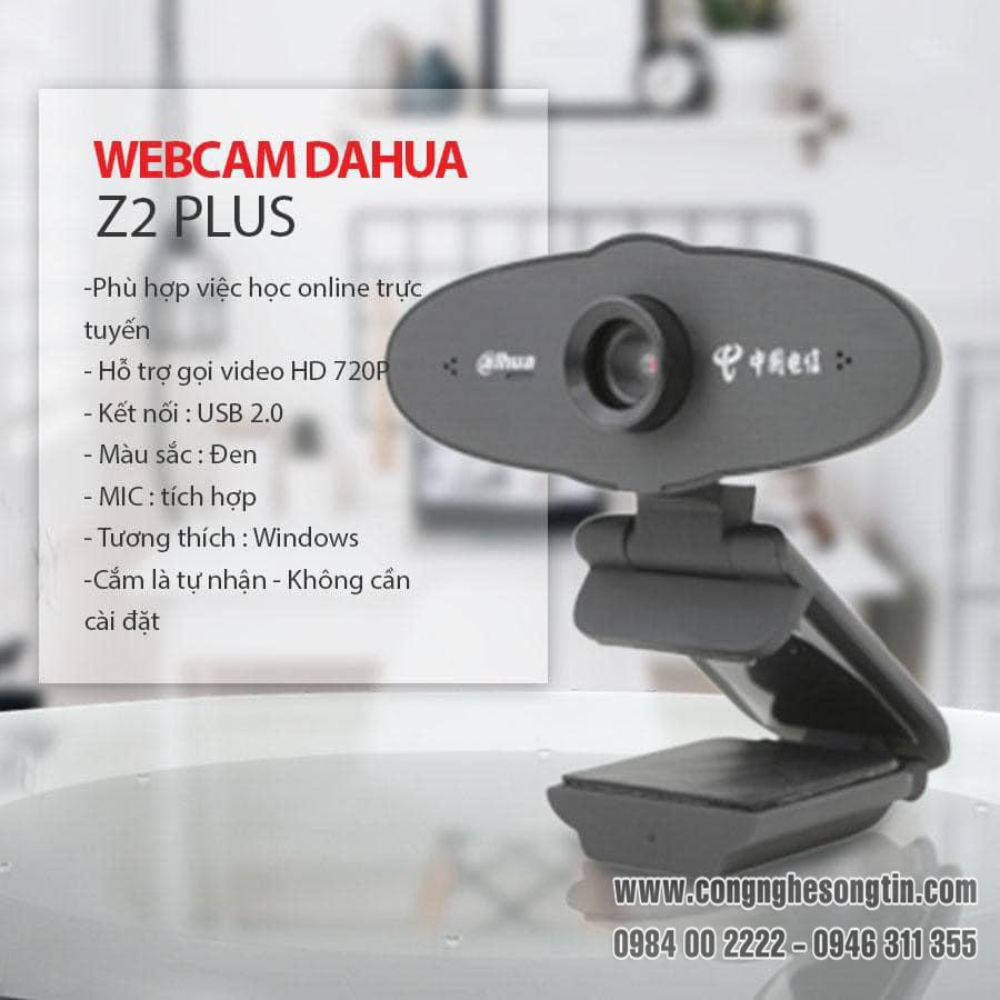 webcam-dahua-z2-hd720-sieu-net-ho-tro-hoc-truc-tuyen-co-micro